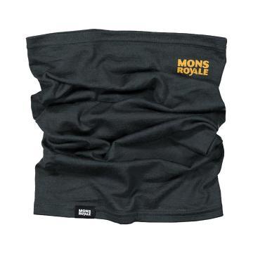 Mons Royale Unisex Daily Dose Neckwarmer - Rosin