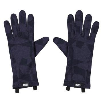 Mons Royale Unisex Volta Glove Liner Pip - 9 Iron Camo