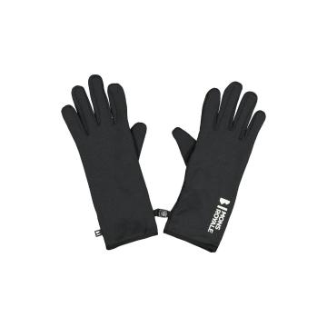 Mons Royale Unisex Amp Wool Fleece Gloves - Black