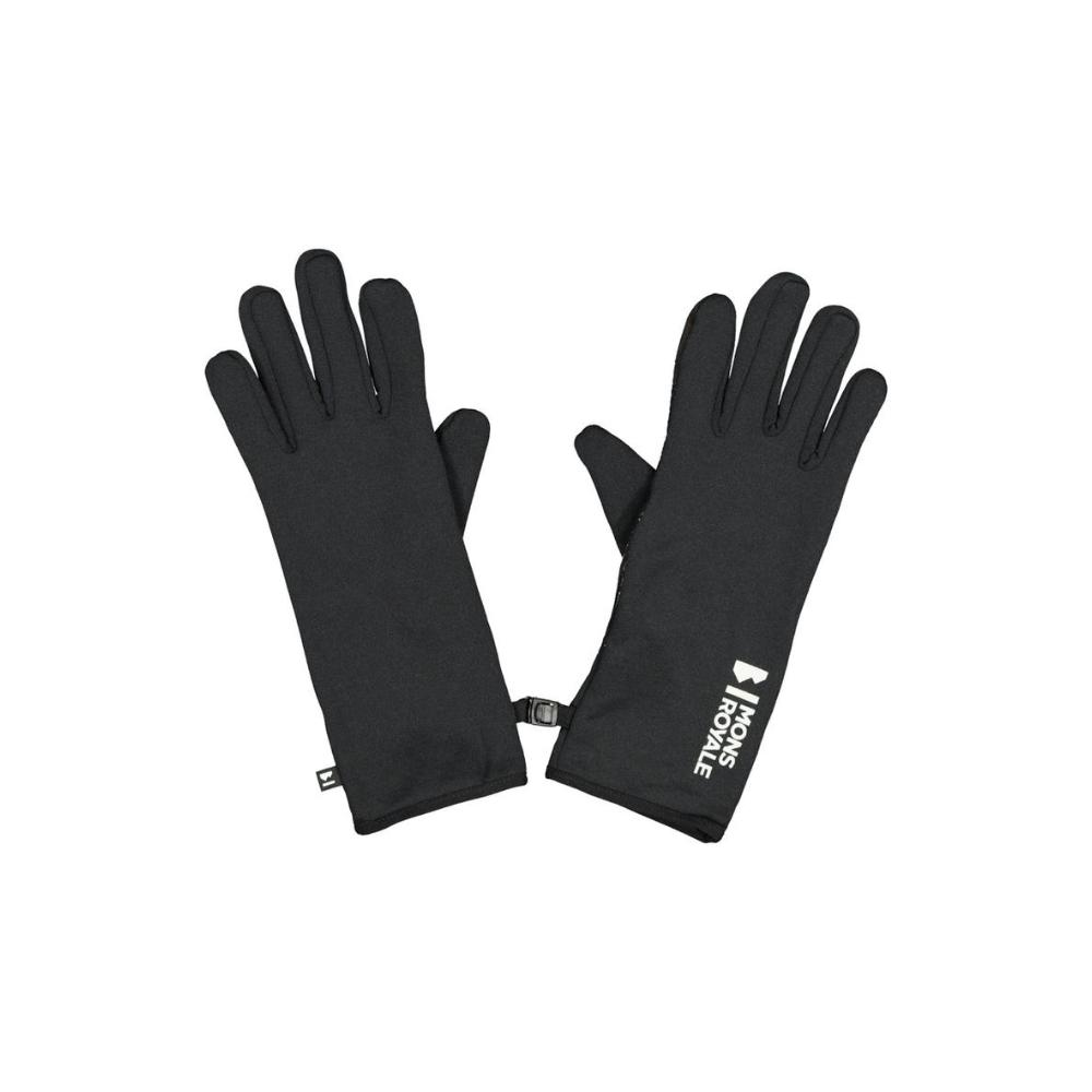 Unisex Amp Wool Fleece Gloves