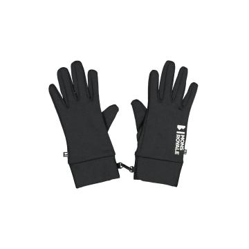 Mons Royale Wool Fleece Elevation Gloves - Black