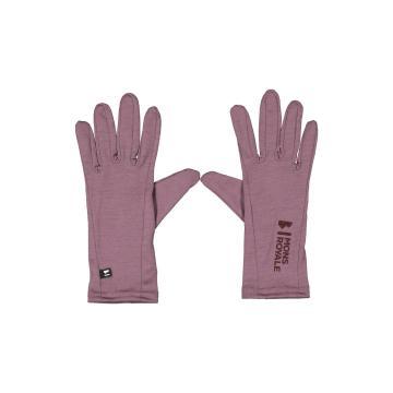 Mons Royale Unisex Volta Glove Liners - Mauve