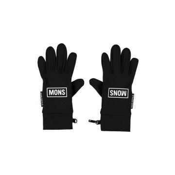 Mons Royale Elevation Gloves - Black