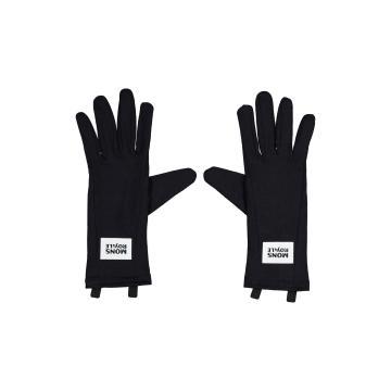 Mons Royale Cold Days Glove Liner - Black