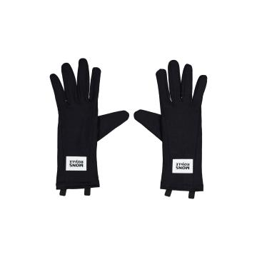 Mons Royale Cold Days Glove Liner - Black