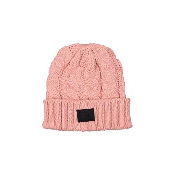 Mons Royale Unisex Rope Tow Beanie - Dusty Pink