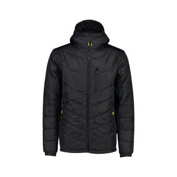 Mons Royale Men's Nordkette Insulation Hood - Black