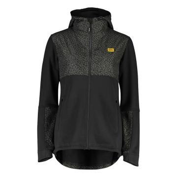 Mons Royale Women's Decade Tech Mid Hood - Wild Thing