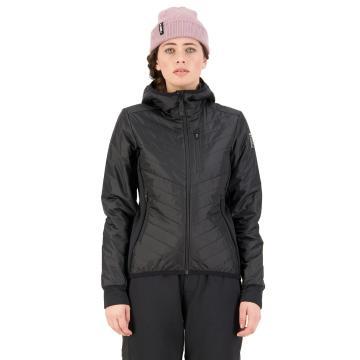Mons Royale Women's Neve Insulation Hood - Black