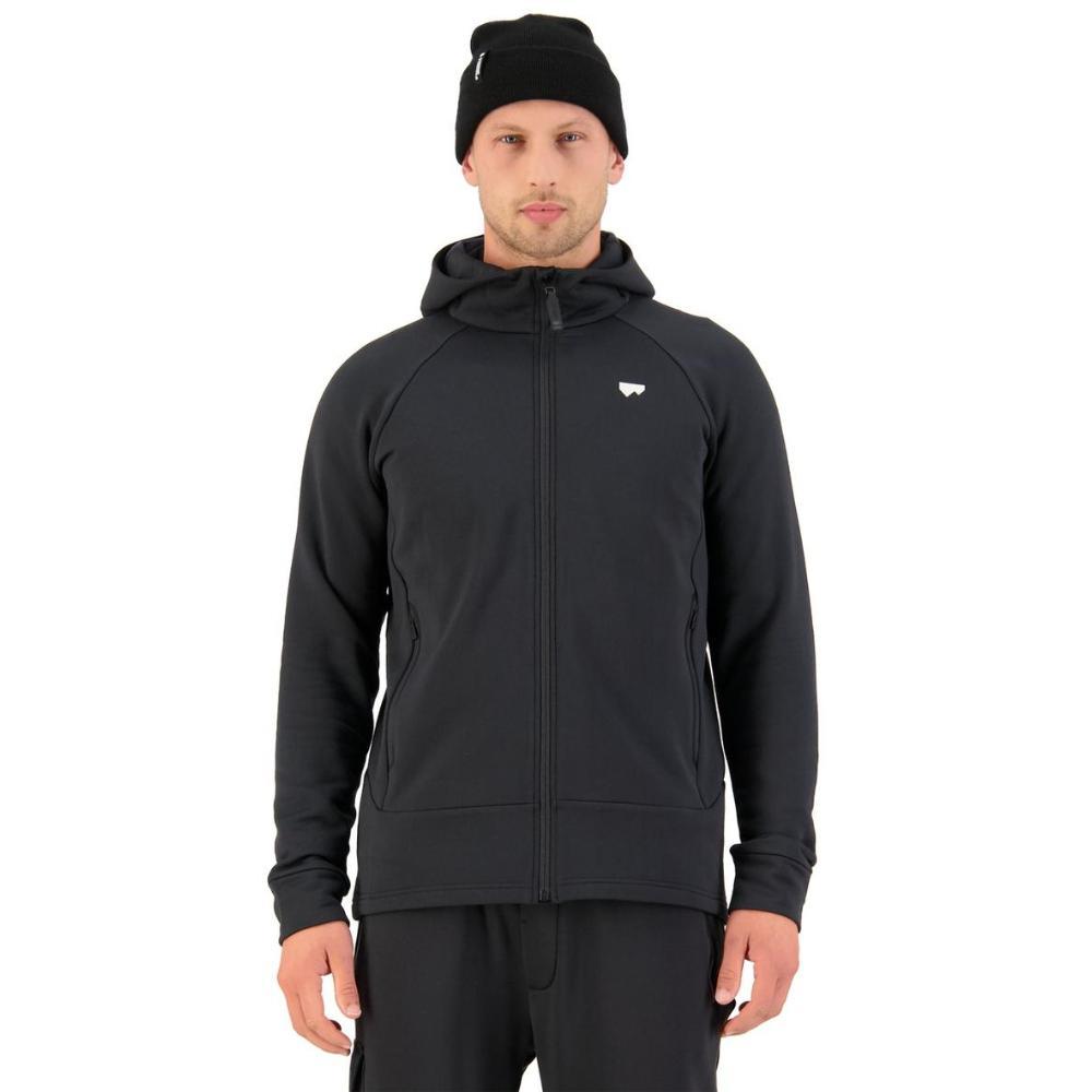 Men's Nevis Wool Fleece Hood
