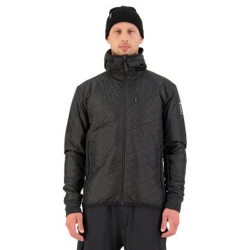 Mons Royale Men's Arete Insulation Hood - Black