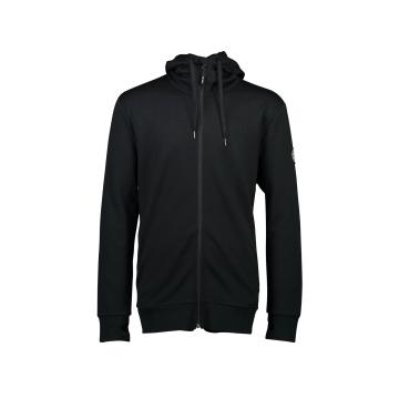 Mons Royale Men's Covert Mid-Hit Hoodie - Black