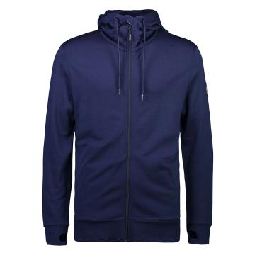 Mons Royale Men's Covert Mid-Hit Hoodie - Navy