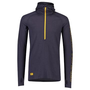 Mons Royale Men's Temple Tech Hoodie