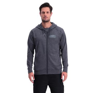 Mons Royale Mens Covert Lite Zip Hoody