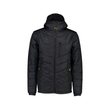 Mons Royale Men's Nordkette Insulation Hood - Black