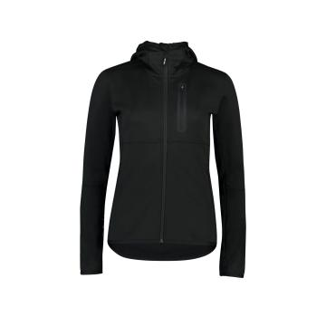 Mons Royale Women's Approach Tech Mid Hoody - Black