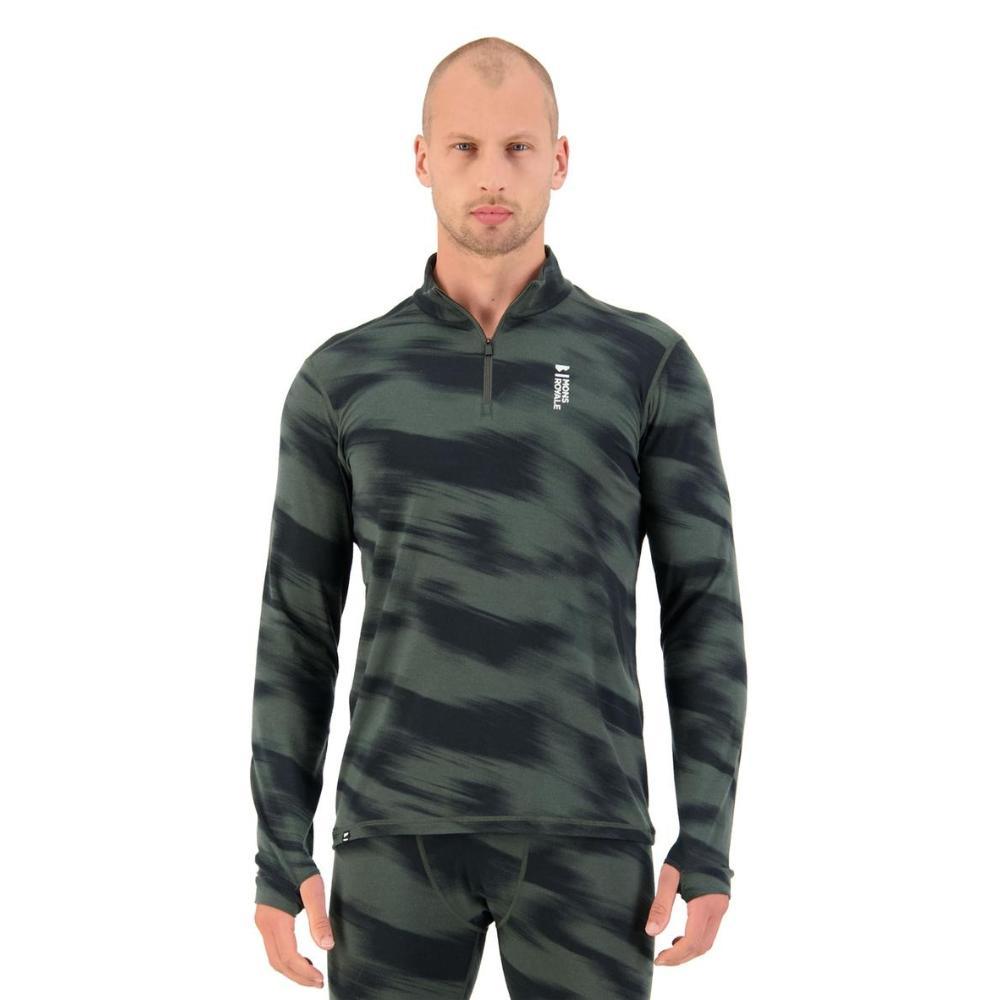 Men's Cascade Merino Flex 200 1/4 Zip