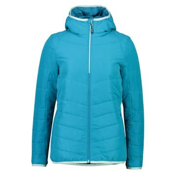 Mons Royale Women's Rowley Insulation Hoodie - Oceania