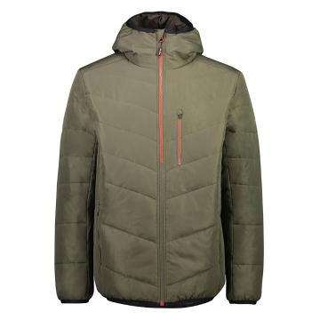 Mons Royale Men's Rowley Insulation Hoodie
