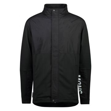 Mons Royale Men's Decade Tech Mid Jacket - Black