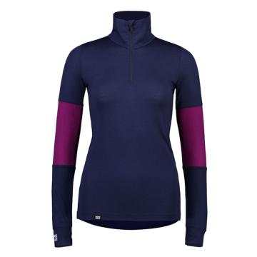 Mons Royale Women's Cornice Half Zip Top
