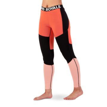 Mons Royale Women's Olympus 3.0 Leggings - High Vis