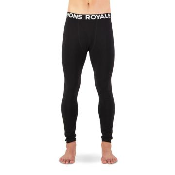 Mons Royale Men's Olympus 3.0 Leggings - Black/9 Iron