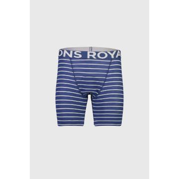 Mons Royale Men's Momentum Chamois Shorts - Ink Stripe