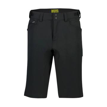 Mons Royale Men's Momentum 2.0 Bike Shorts - Black