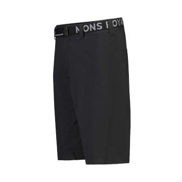 Mons Royale Men's Virage Bike Shorts - Black