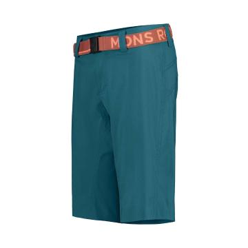 Mons Royale Women's Virage Bike Shorts - Deep Teal