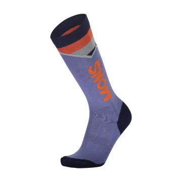 Mons Royale Women's Lift Access Nordic Socks - Blue Velvet