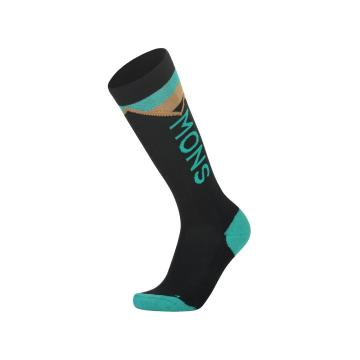 Mons Royale Men's Lift Access Socks - Marina/Black