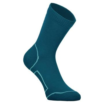 Mons Royale Women's Tech Bike Sock 2.0 - Oily Blue