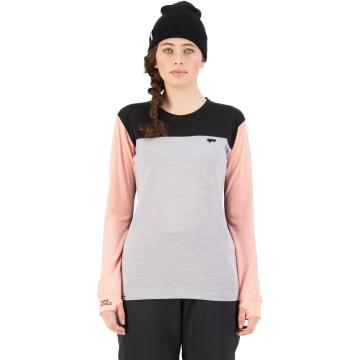 Mons Royale Women's Yotei BF Tech Long Sleeve - Dream State