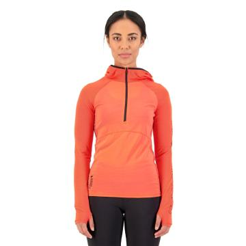 Mons Royale Women's Bella Tech Hood - High Vis