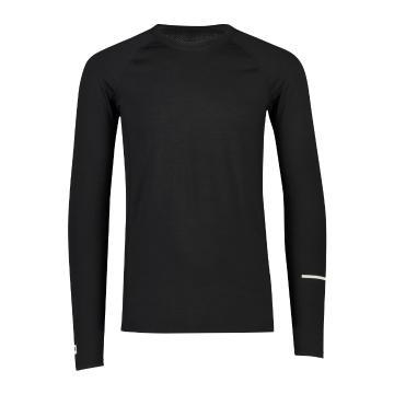 Mons Royale Men's Mintaro Long Sleeve MR - Black