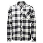 Mons Royale Men's Merino Jackson Flannel Shirt