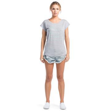 Mons Royale Women's Merino Cali Cap Tee