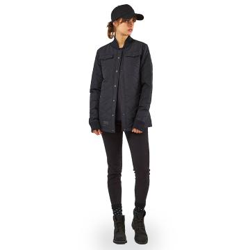 Mons Royale Women's The Keeper Insulated Shirt