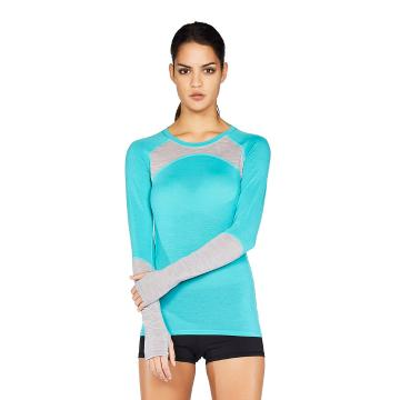 Mons Royale Women's Bella Tech Long Sleeve Merino Top