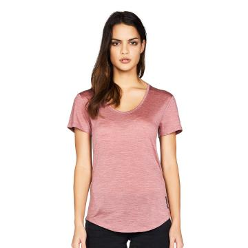 Mons Royale Women's Estelle Relaxed Merino Tee