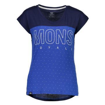 Mons Royale Women's Phoenix Cap T-Shirt