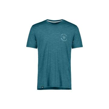Mons Royale Men's Vapour Tee - Deep Teal