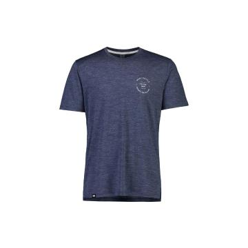 Mons Royale Men's Vapour Tee - Navy