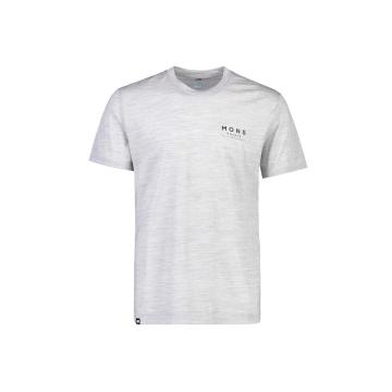 Mons Royale Men's Icon T-Shirt - Grey Marl