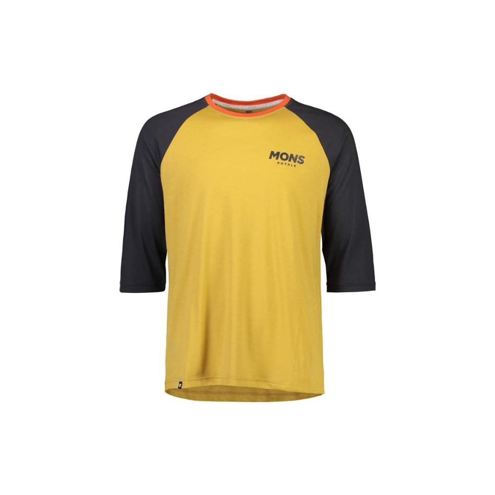 Men's Tarn Freeride Raglan 3/4