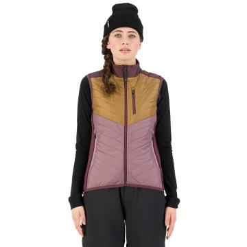 Mons Royale Women's Neve Insulation Vest - Into The Wild
