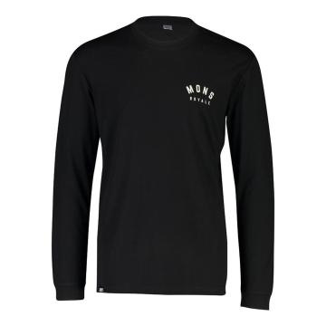 Mons Royale Men's Icon Long Sleeve
